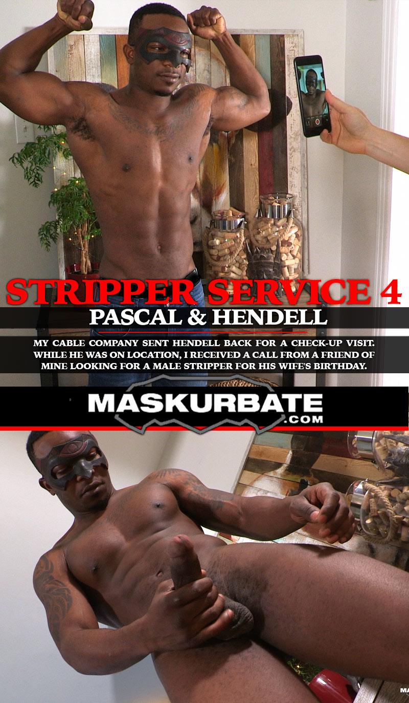 Stripper Service 4 (Pascal & Hendell) at Maskurbate