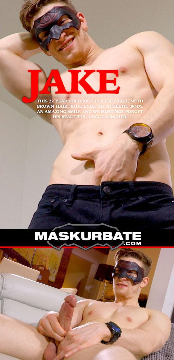 Jake at Maskurbate