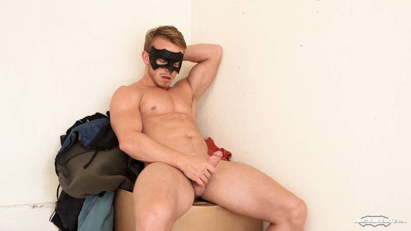 Free Groceries For Marty at Maskurbate