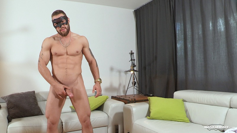 Morgan (Soon-To-Be Stepdad) at Maskurbate