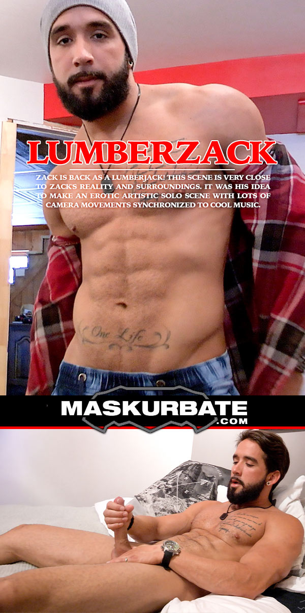 Lumberzack (with Zack Lemec at Maskurbate