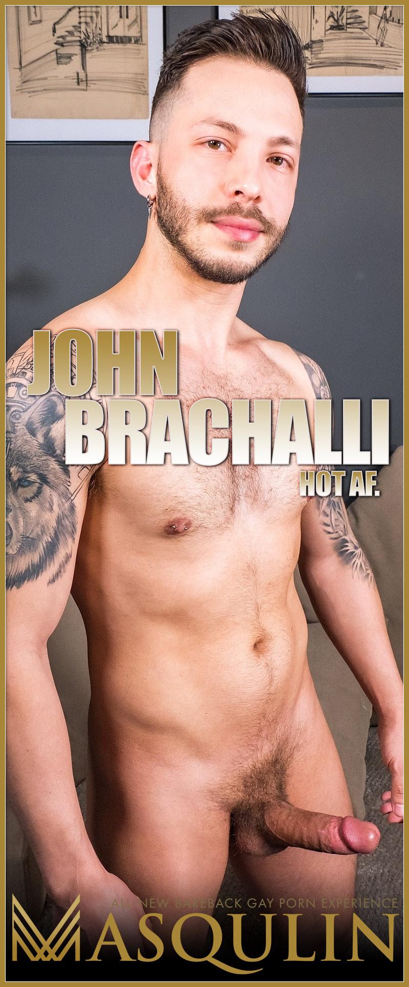 Hot AF - John Brachalli Cover