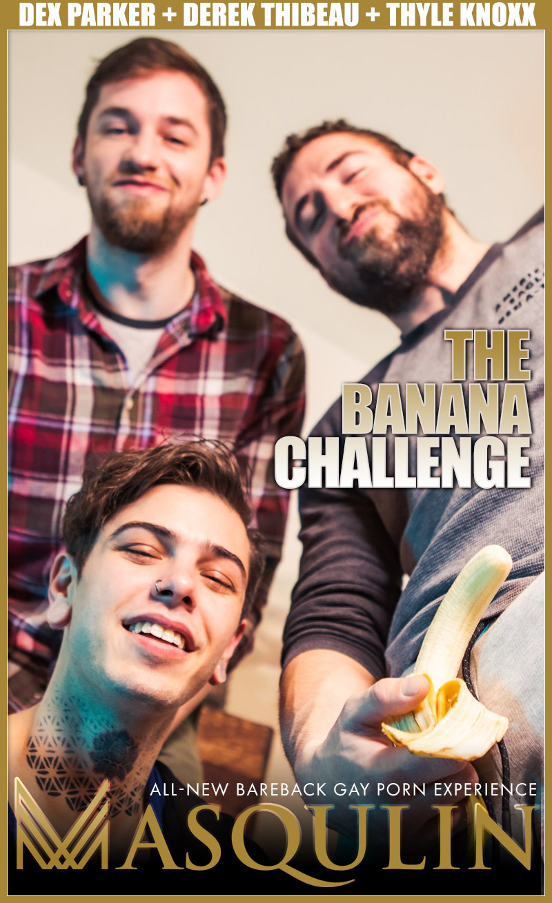 The Banana Challenge Cover