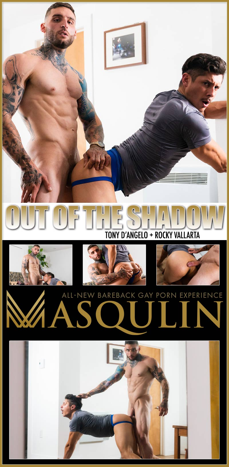 Out of the Shadow Cover