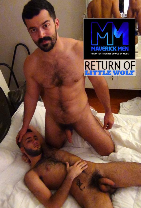 Return of the Little Wolf at MaverickMen.com