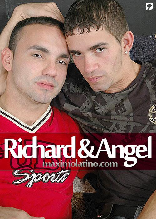 Richard & Angel at MaximoLatino