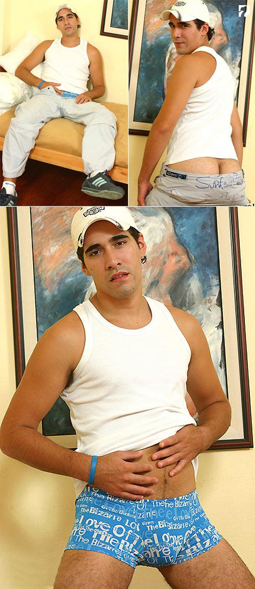 Ruben at MaximoLatino