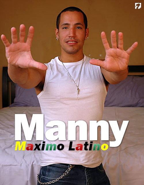 Manny at MaximoLatino