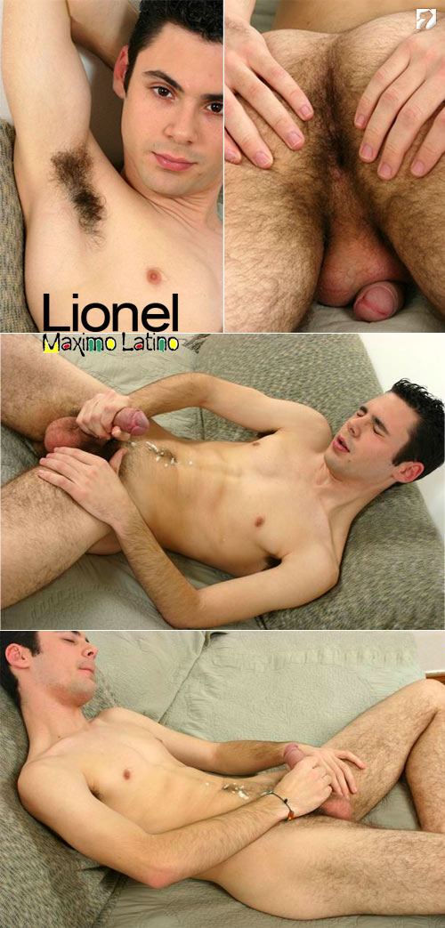 Lionel at MaximoLatino