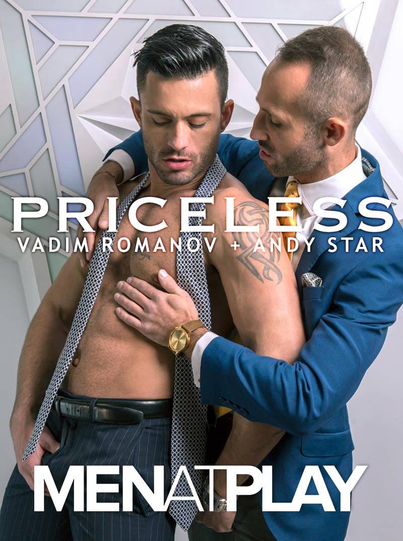 Priceless (Vadim Romanov Fucks Andy Star) on MenAtPlay