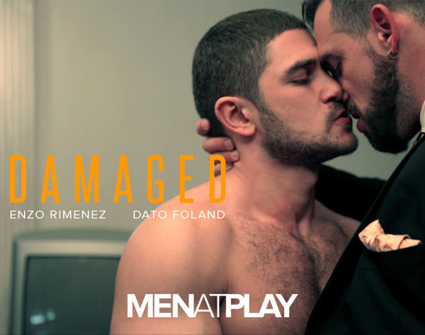Damaged (Dato Foland Fucks Enzo Rimenez) on MenAtPlay