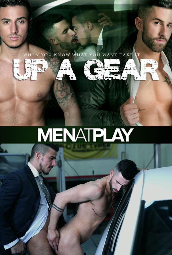 Up A Gear (Klein Kerr Fucks Sunny Colucci) on MenAtPlay