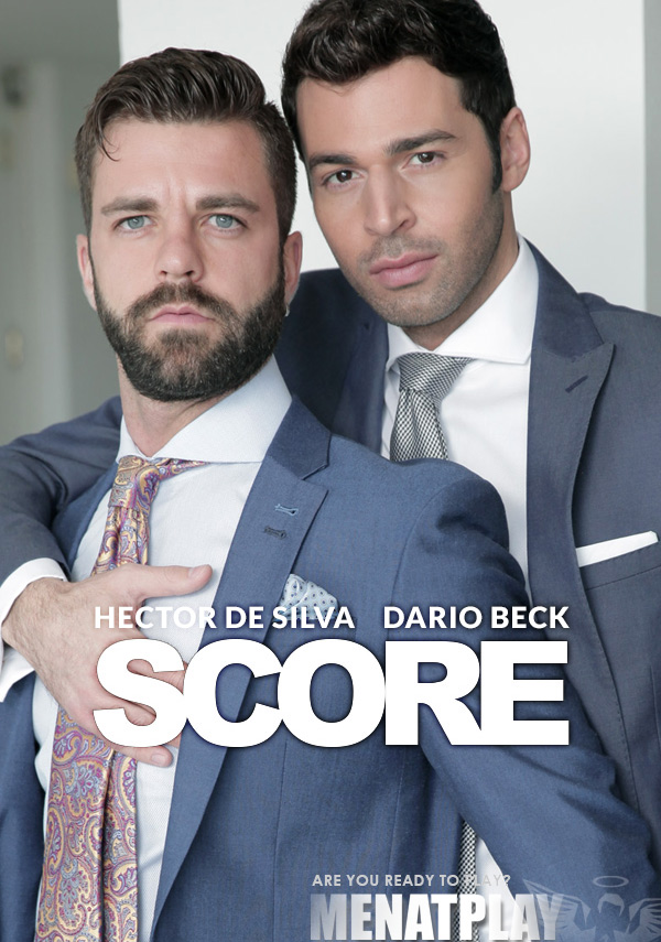 Score (Hector de Silva Fucks Dario Beck) on MenAtPlay