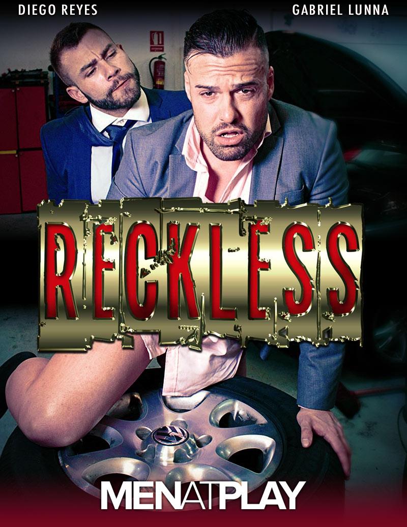 RECKLESS (Diego Reyes Fucks Gabriel Lunna) on MenAtPlay