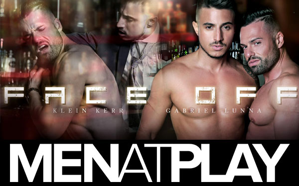 Face Off (Klein Kerr Fucks Gabriel Lunna) on MenAtPlay