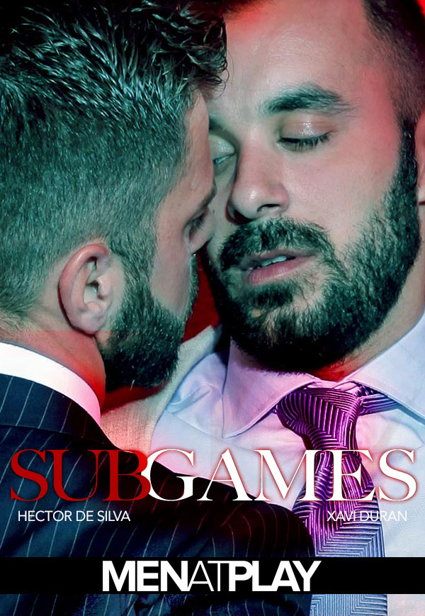 SUBGAMES (Xavi Duran Fucks Hector de Silva) on MenAtPlay