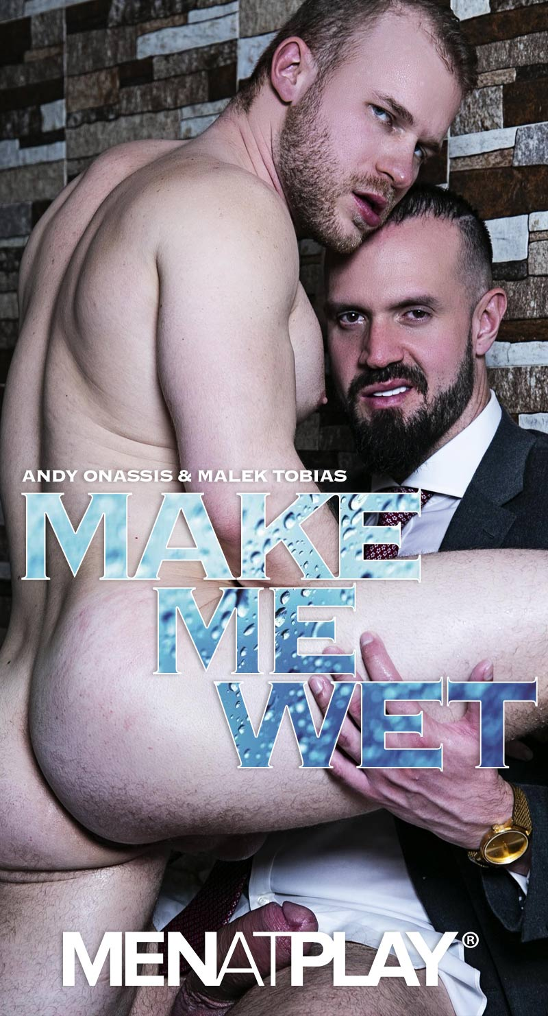 Naked Eye (Andy Onassis Fucks Malek Tobias) on MenAtPlay