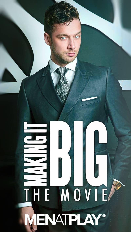 Making It Big: The Movie (Manuel Skye Fucks Damon Heart) on MenAtPlay