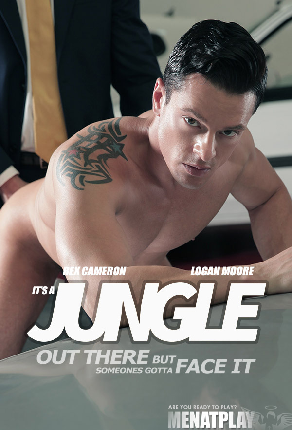 Jungle Chapter 1: To The Wolves (Logan Moore Fucks Rex Cameron) on MenAtPlay