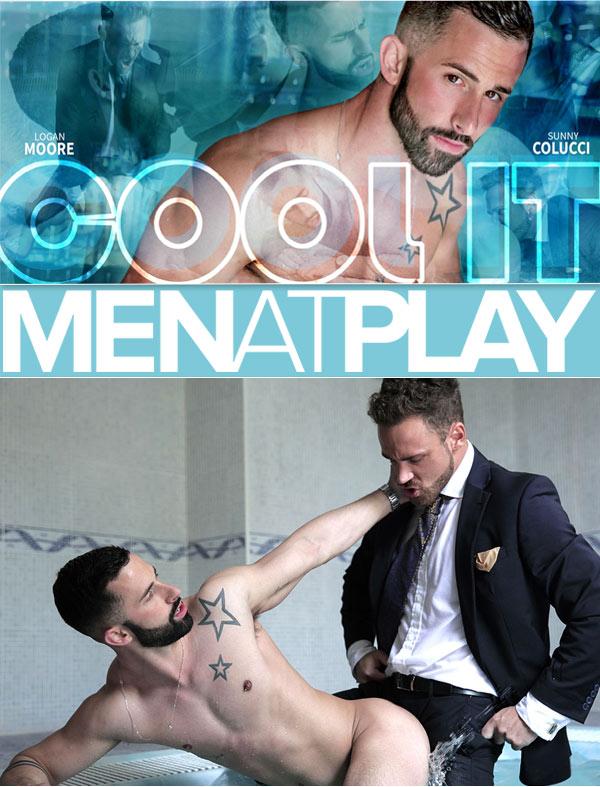 COOL IT (Logan Moore Fucks Sunny Colucci) on MenAtPlay