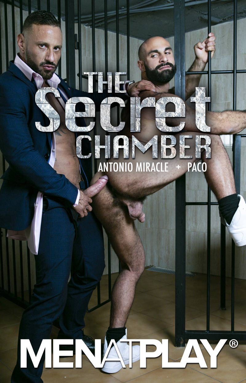 The Secret Chamber (Antonio Miracle Fucks Paco) on MenAtPlay
