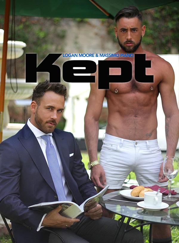 Kept (Logan Moore and Massimo Piano Flip-Fuck) on MenAtPlay