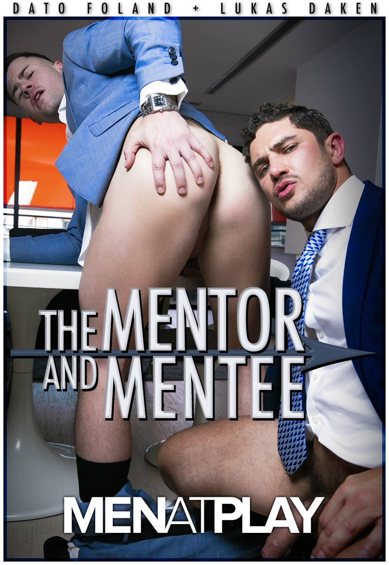 The Mentor and Mentee (Dato Foland Fucks Lukas Daken) on MenAtPlay