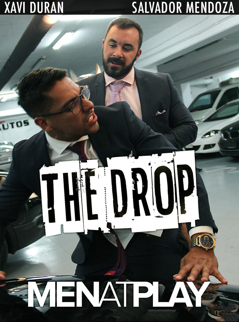 The Drop (Xavi Duran Fucks Salvador Mendoza) on MenAtPlay