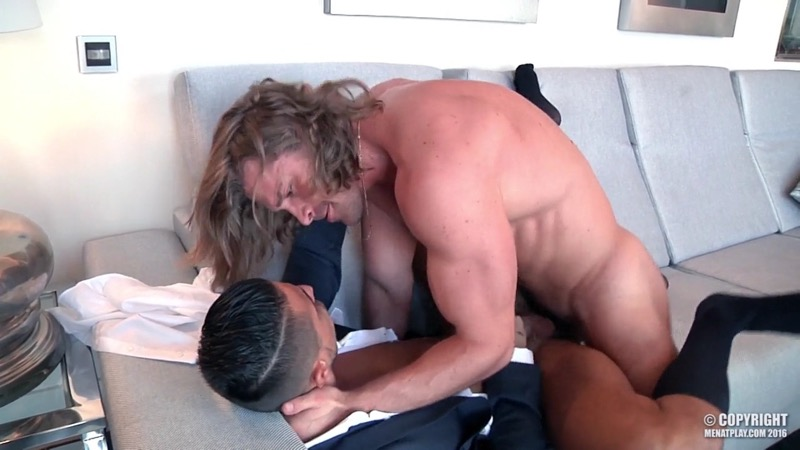Dapper (Johan Kane Fucks Klein Kerr) on MenAtPlay