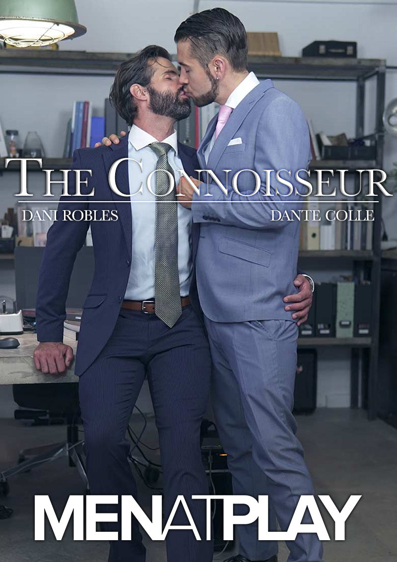 The Connoisseur (starring Dante Colle Fucks Dani Robles) on MenAtPlay