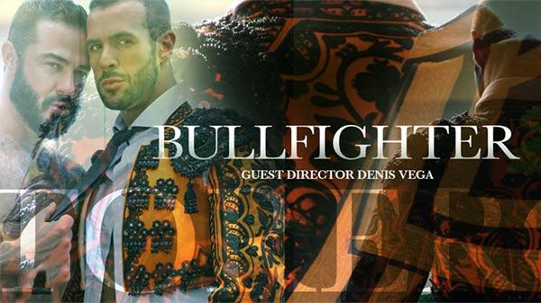 BULLFIGHTER (Jessy Ares Fucks Denis Vega) on MenAtPlay