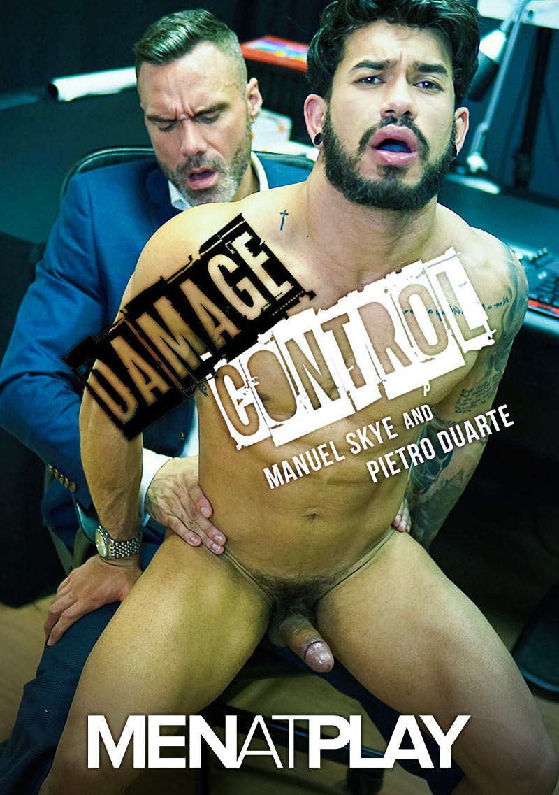 Damage Control (Manuel Skye Fucks Pietro Duarte) on MenAtPlay