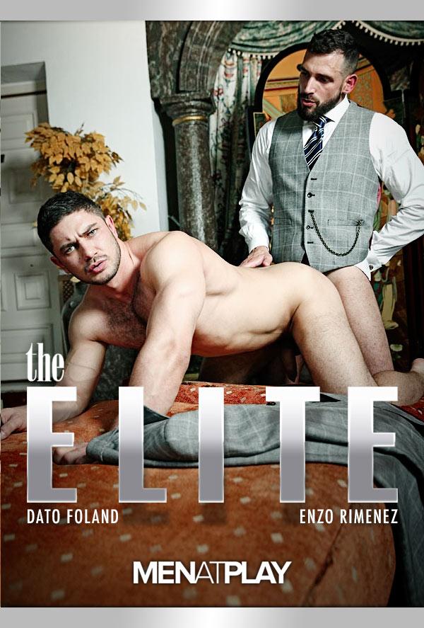 The ELITE (Enzo Rimenez and Dato Foland Flip-Fuck) on MenAtPlay