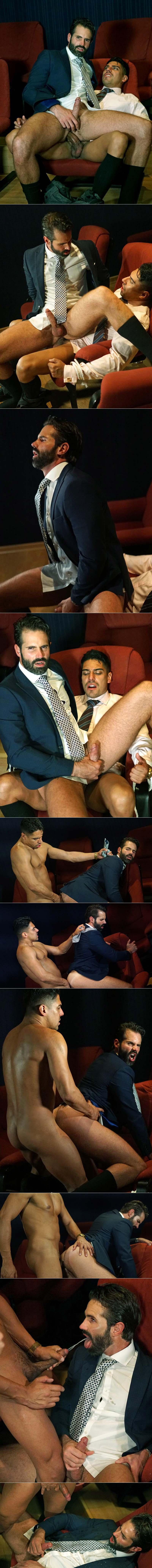 CONTROL (Salvador Mendoza Fucks Dani Robles) on MenAtPlay