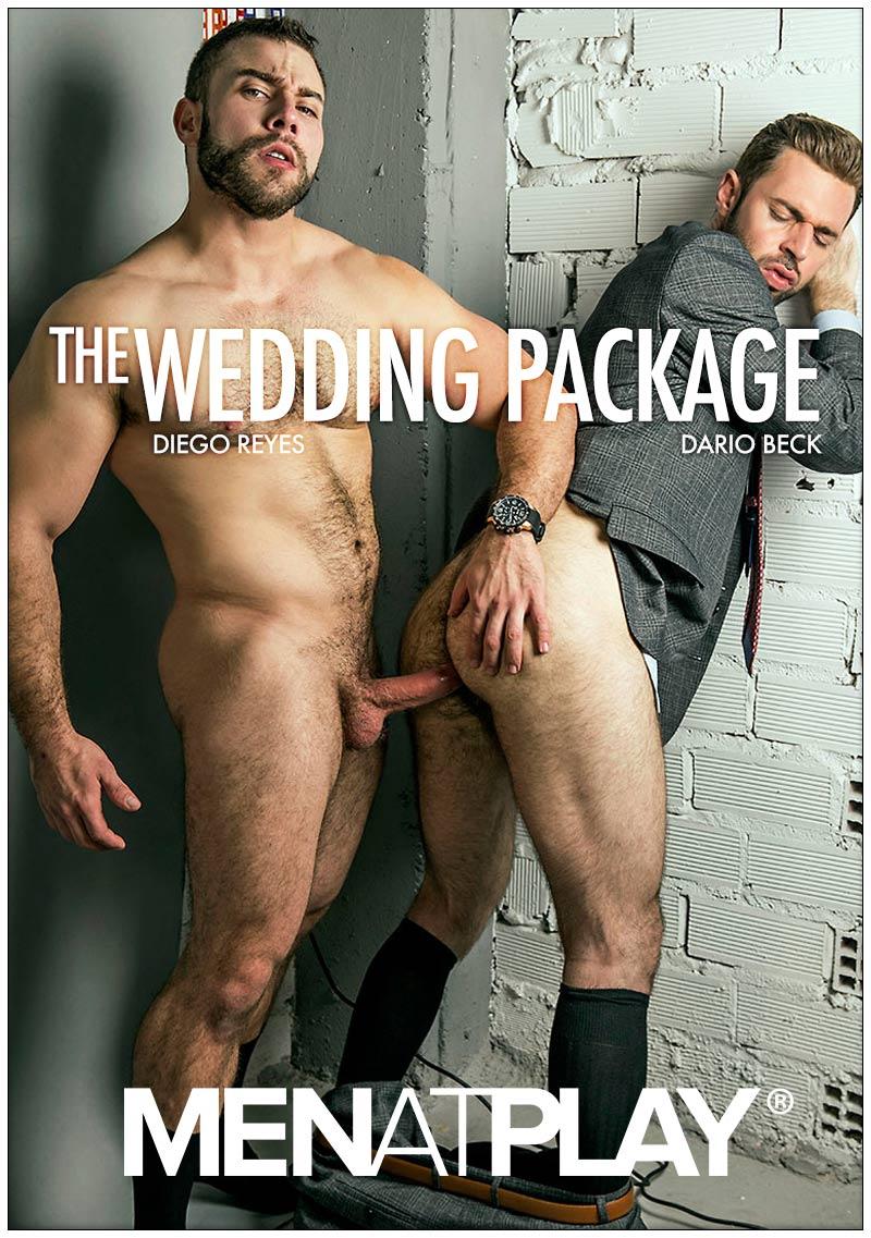 The Wedding Package (Diego Reyes Fucks Dario Beck) on MenAtPlay