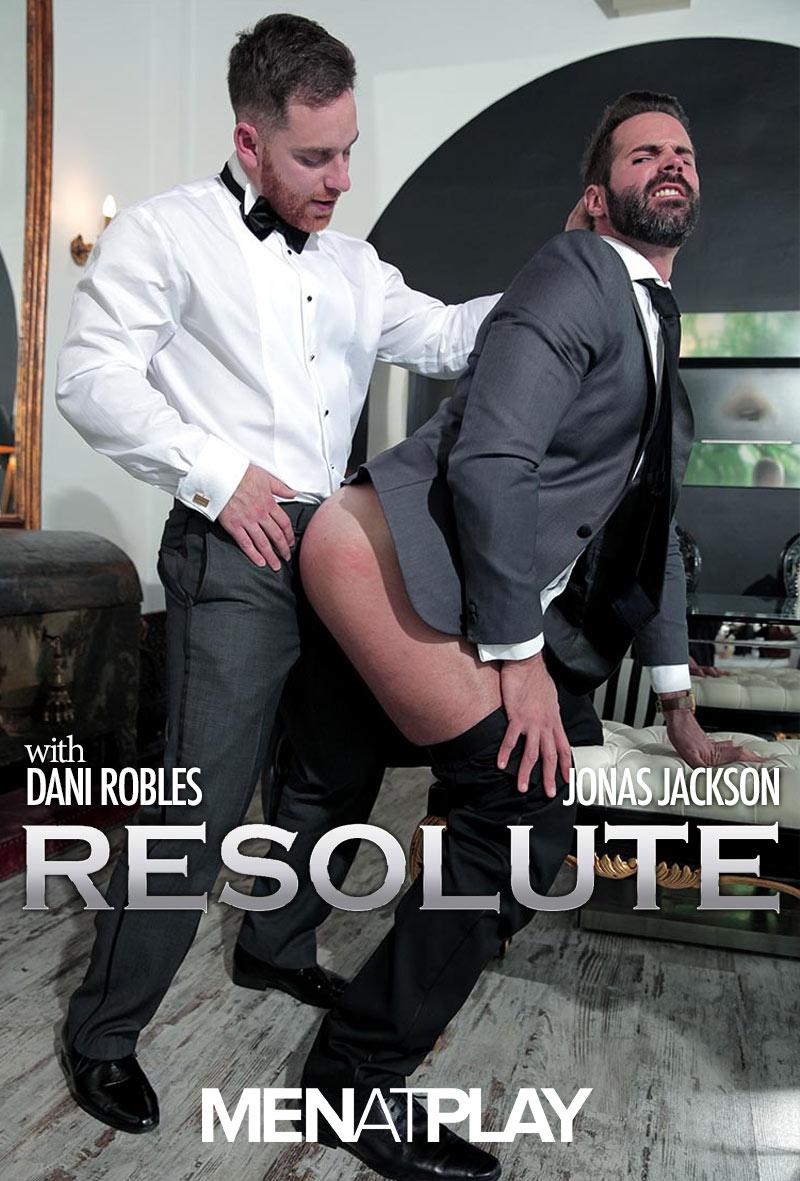 RESOLUTE (starring Jonas Jackson & Dani Robles) on MenAtPlay