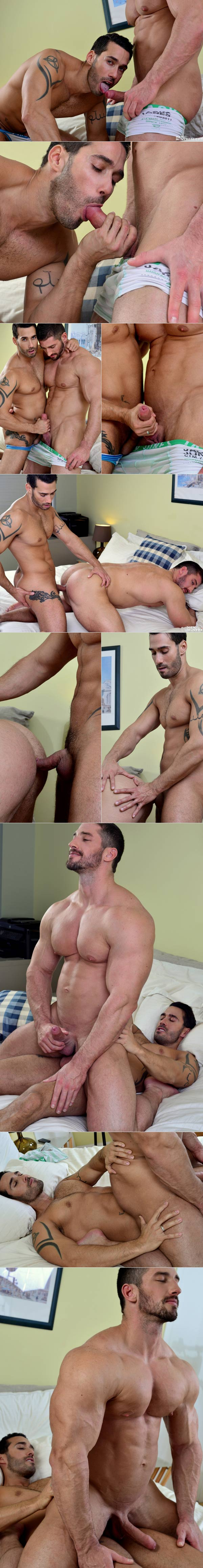 Initiating Christian - Round 2! (Christian Power & Alexy Tyler) at MenOfMontreal