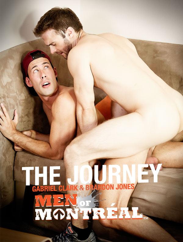 The Journey (Gabriel Clark and Brandon Jones) (Episode 1) at MenOfMontreal