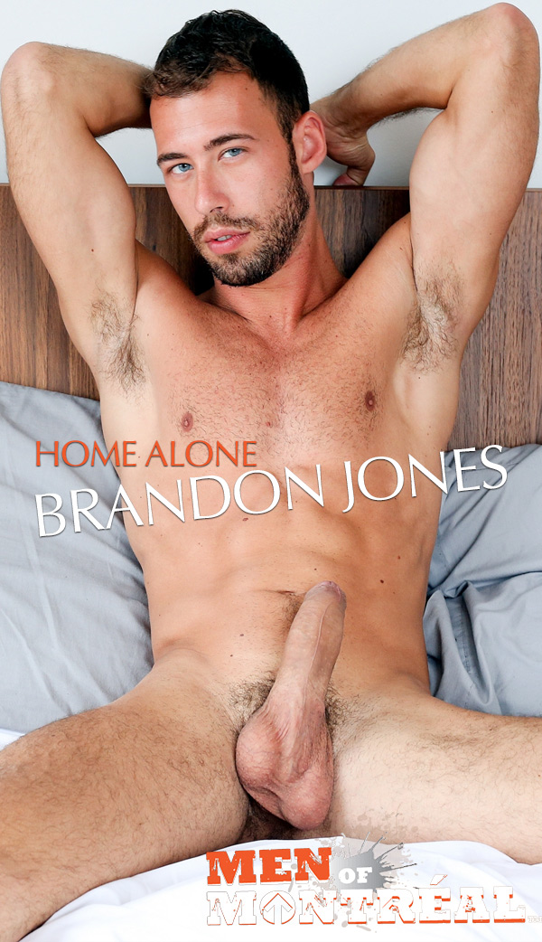 Brandon Jones (Home Alone) at MenOfMontreal