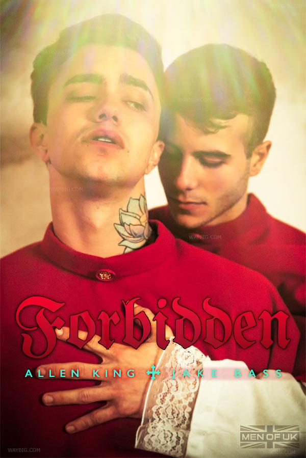 Forbidden (Allen King & Jake Bass) (Part 4) at Men of UK