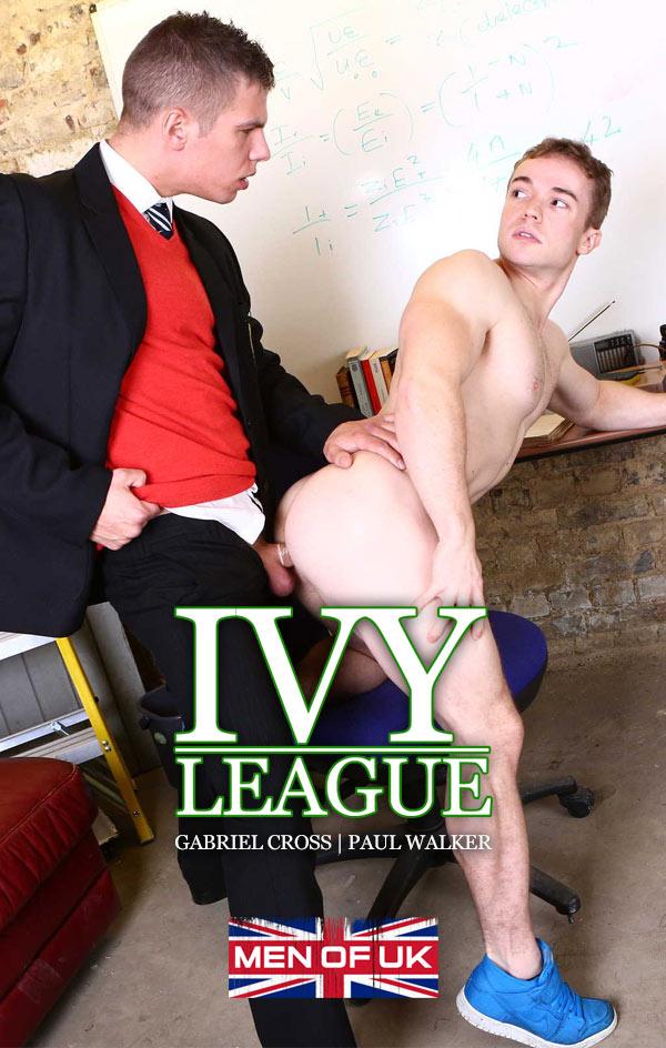 Ivy League (Gabriel Cross & Paul Walker) (Part 1) at Men of UK
