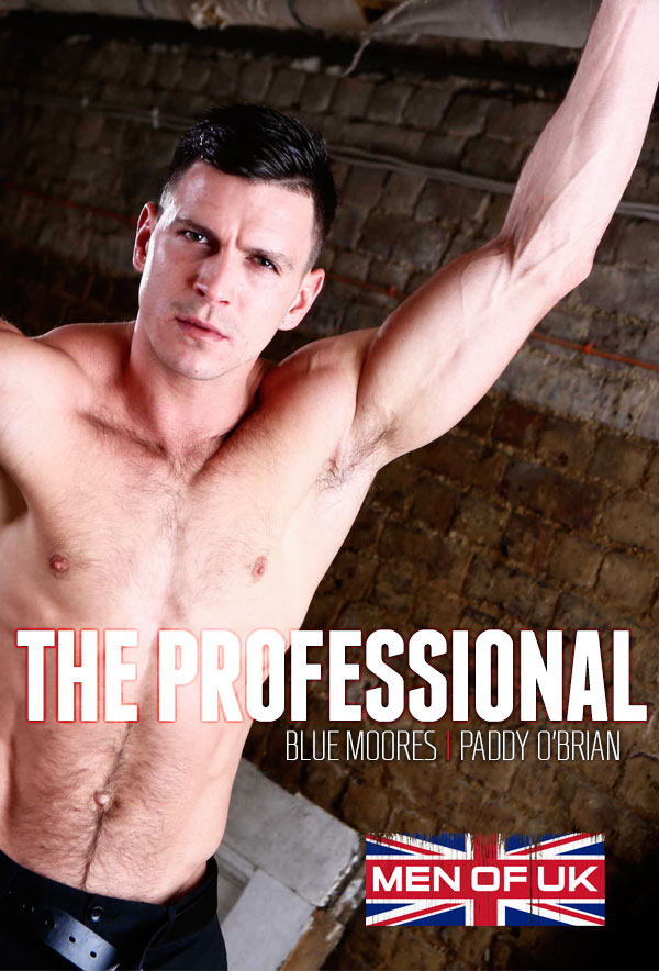 The Professional (Blue Moores & Paddy O'Brian) at Men of UK