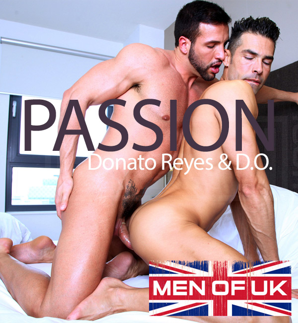 Passion (Donato Reyes & D.O) at Men of UK