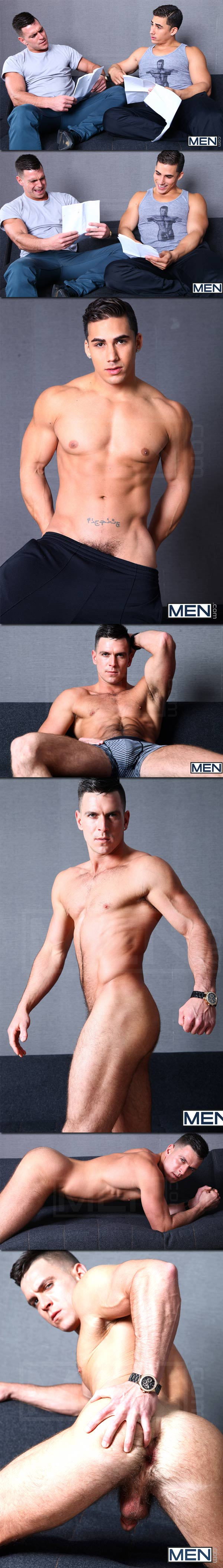 Top to Bottom (Paddy O'Brian & Topher Di Maggio) (Part 2) at Men of UK