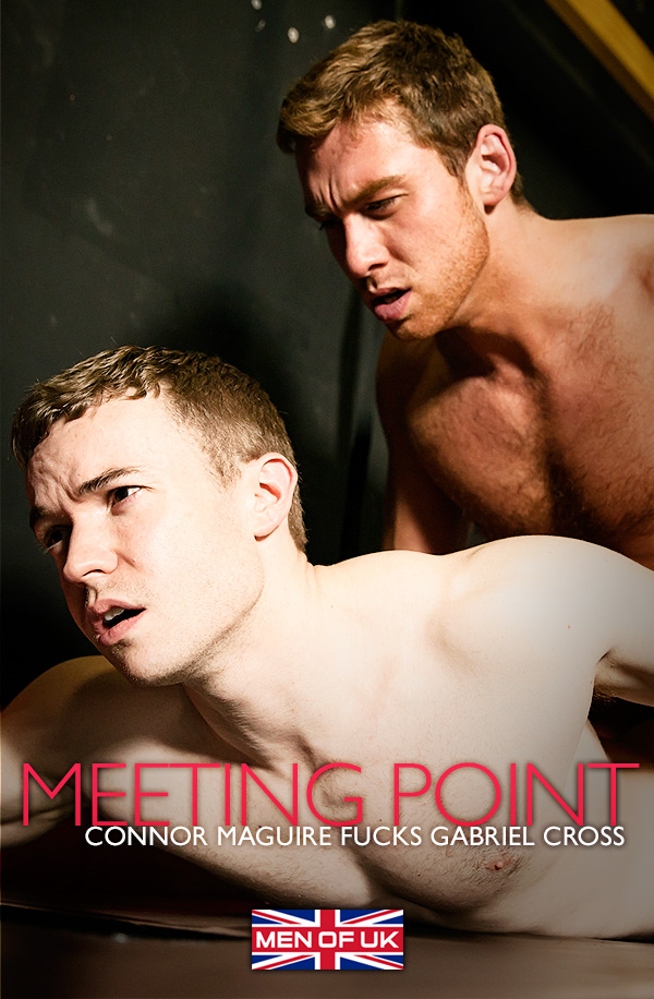 Meeting Point (Connor Maguire Fucks Gabriel Cross) at Men of UK