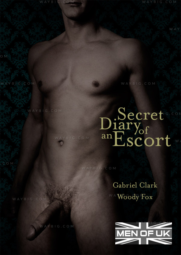 Secret Diary of an Escort (Gabriel Clark & Woody Fox) at Men of UK