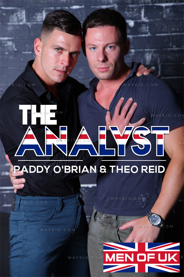 The Analyst (Paddy O'Brian & Theo Reid) at Men of UK