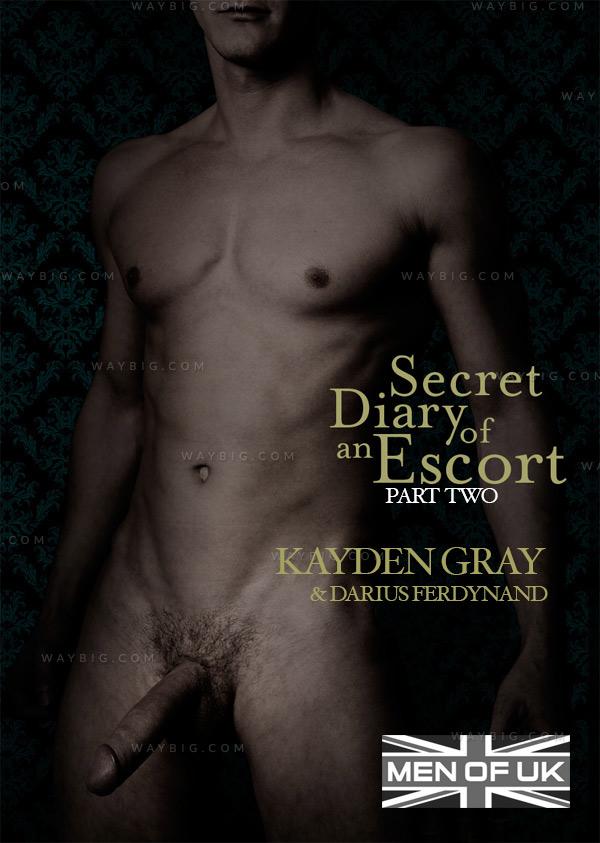 Secret Diary of an Escort (Kayden Gray & Darius Ferdynand) (Part 2) at Men of UK
