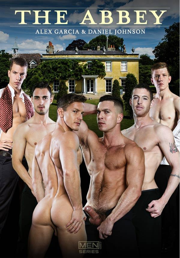 The Abbey (Alex Garcia & Daniel Johnson) (Part 4) at Men of UK