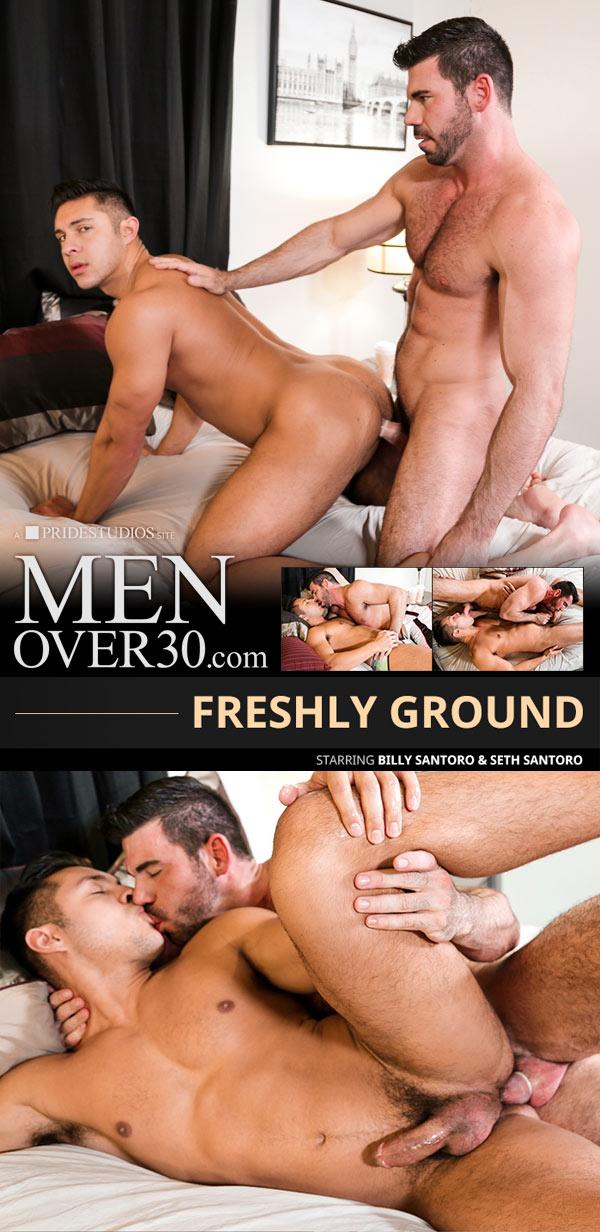 Freshly Ground (Billy Santoro & Seth Santoro) at MenOver30
